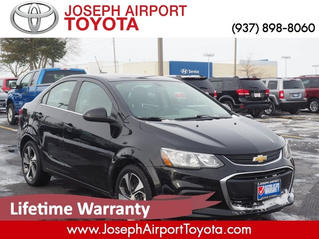 Pre Owned 2017 Chevrolet Sonic Premier 4d Sedan In Vandalia 98220