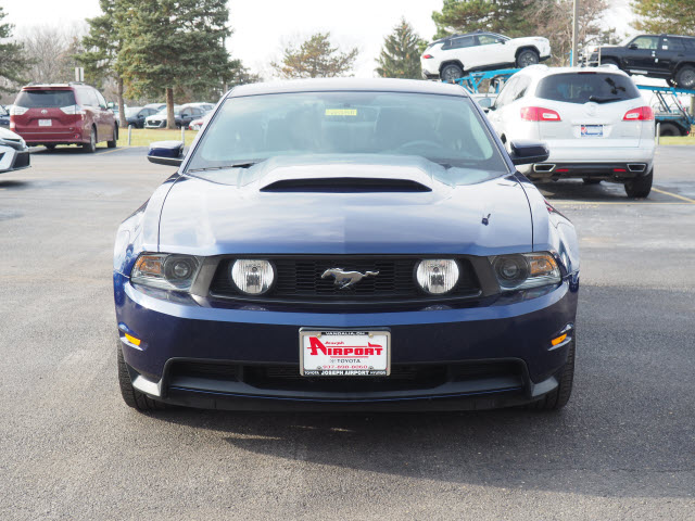 Pre-Owned 2012 Ford Mustang GT