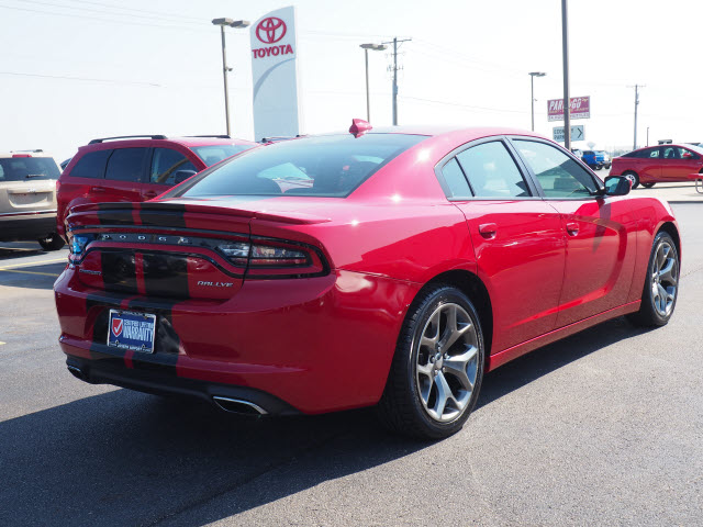 Pre-Owned 2016 Dodge Charger RALLYE