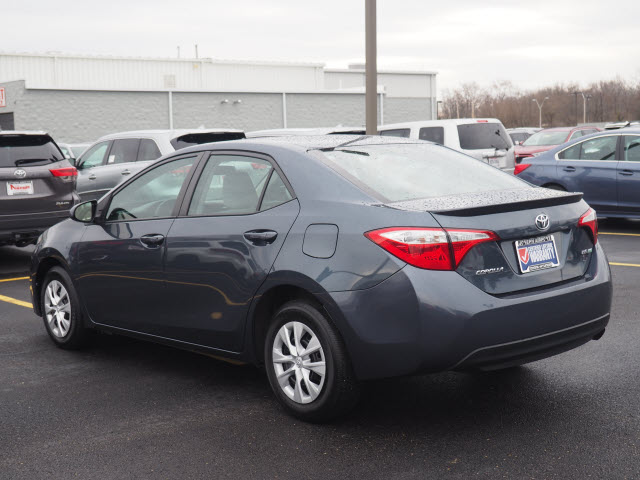 Certified Pre-Owned 2016 Toyota Corolla LE ECO