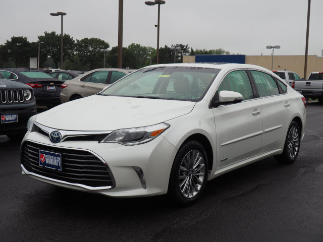 Certified Pre-Owned 2016 Toyota Avalon Hybrid Limited