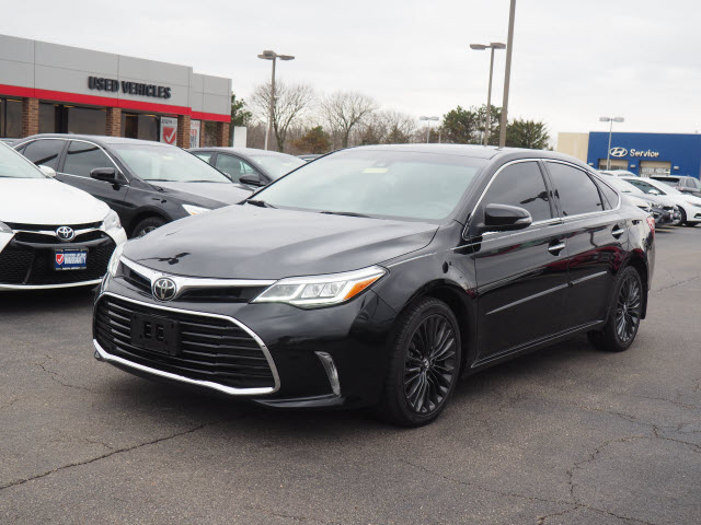 Certified Pre-Owned 2017 Toyota Avalon Touring