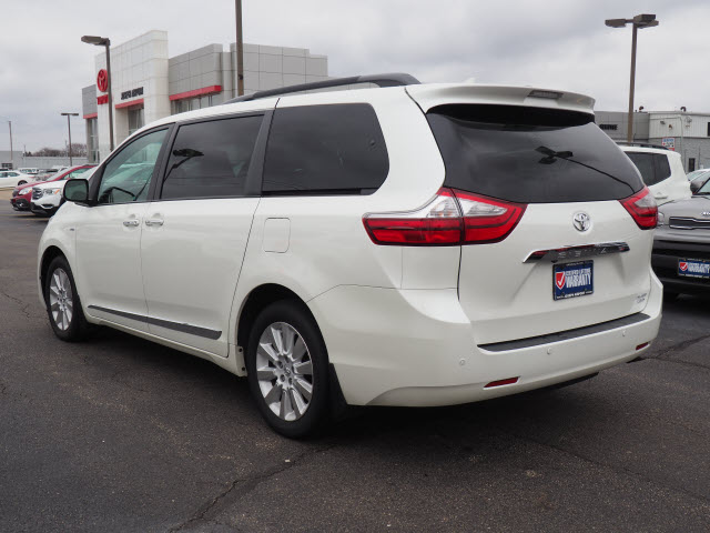 Certified Pre-Owned 2016 Toyota Sienna Limited Premium