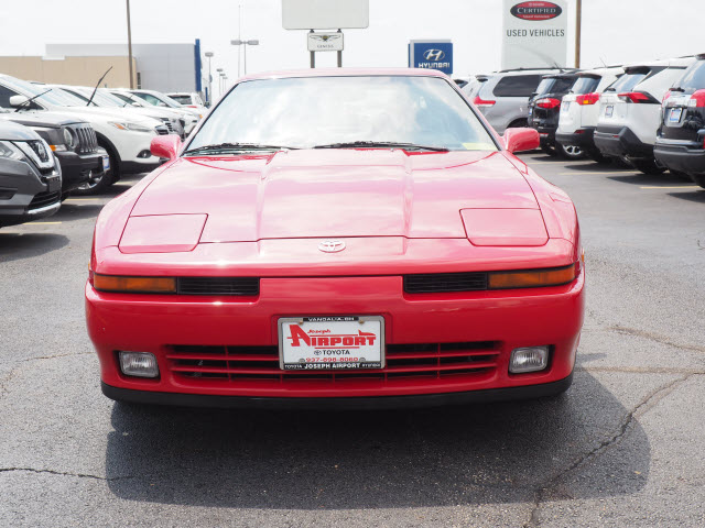 Pre-Owned 1991 Toyota Supra Base