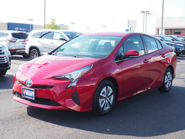 Certified Pre-Owned 2016 Toyota Prius Two Eco