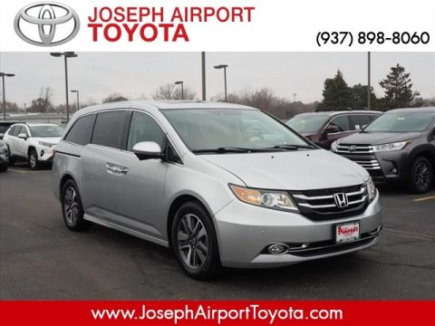 Pre-Owned 2014 Honda Odyssey Touring