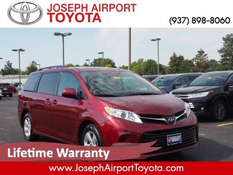 Certified Pre-Owned 2018 Toyota Sienna LE