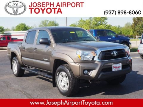 Certified Pre-Owned 2013 Toyota Tacoma Base